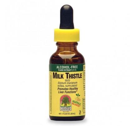 Milk Thistle Alcohol-Free Extract 1oz.