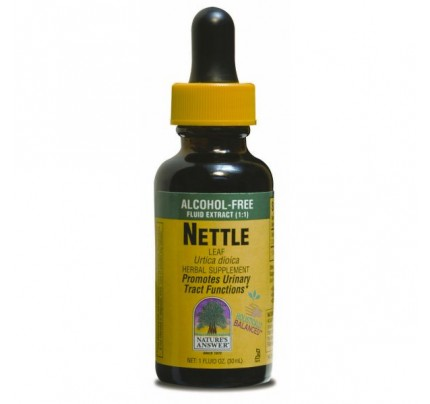 Nettles Alcohol-Free Extract 1oz.