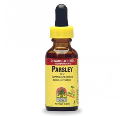 Parsley Leaves Extract 1 fl. oz.