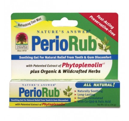 PerioRub Topical Rub .5oz.