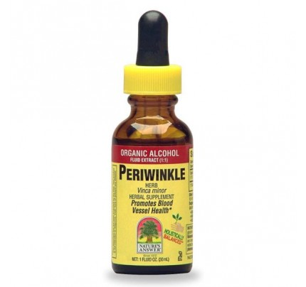 Periwinkle Herb Extract 1oz.