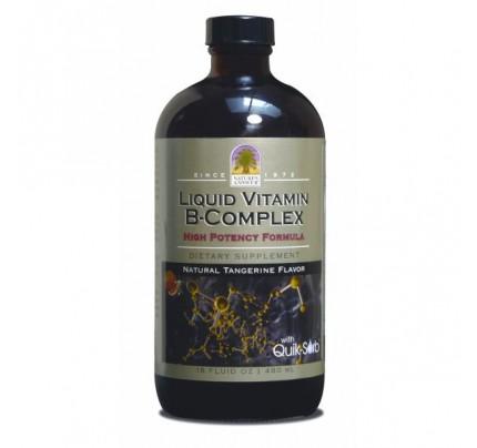 Platinum Liquid Vitamin B-Complex 16oz.