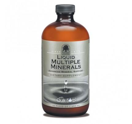 Platinum Liquid Multiple Minerals 16oz.