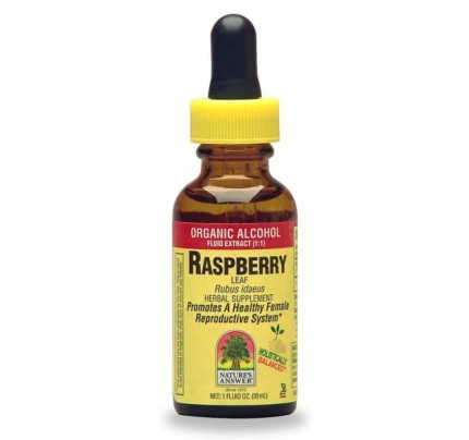 Red Raspberry Leaves Extract 1oz.