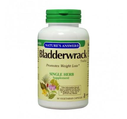 Bladderwrack Thallus Extract 250 mg 90 Vegetarian Capsules