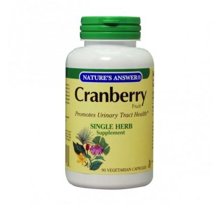 Cranberry Fruit 400mg 90 Vegetarian Capsules