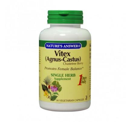 Vitex Agnus-Castus Chastetree Berry 40mg 90 Capsules