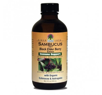 Sambucus Immune Support 4oz.