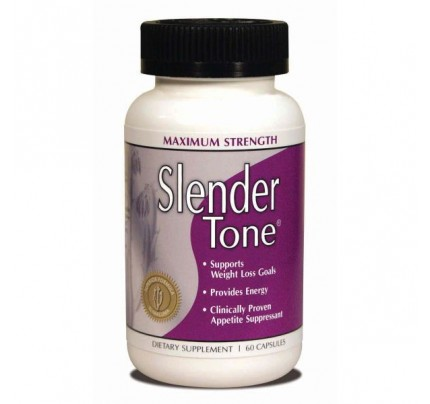 Slender Tone Herbal Weight Loss Formula 60 Capsules