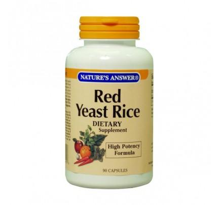 Red Yeast Rice 600mg 90 Capsules