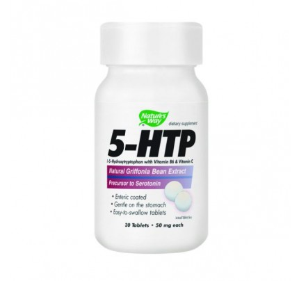 5-HTP 50mg 30 Tablets