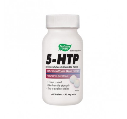 5-HTP 50mg 60 Tablets