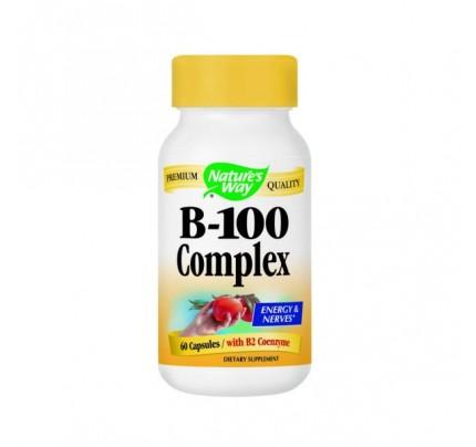 B-100 Complex 60 Capsules