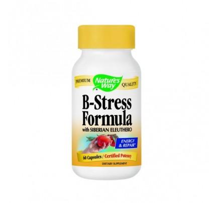 B-Stress Formula 60 Capsules