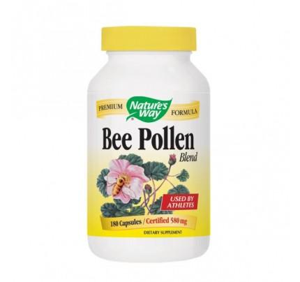 Bee Pollen Blend 580 mg 180 Capsules