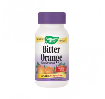 Bitter Orange Standardized Extract 450mg 60 Tablets