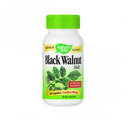 Black Walnut 500mg 100 Capsules