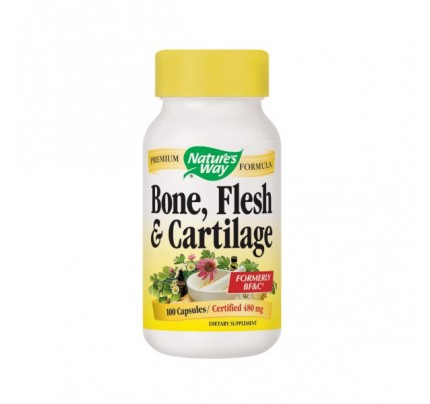 Bone Flesh & Cartilage 440mg 100 Capsules