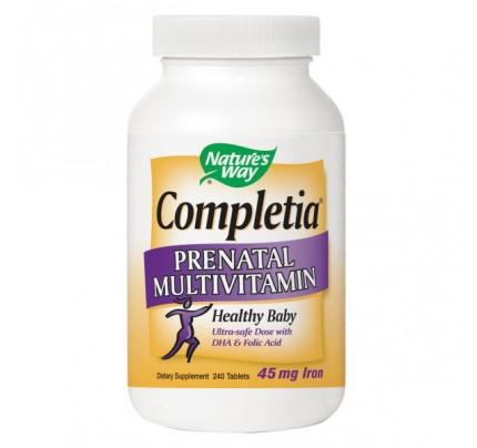 Completia Prenatal Multivitamin 240 Tablets
