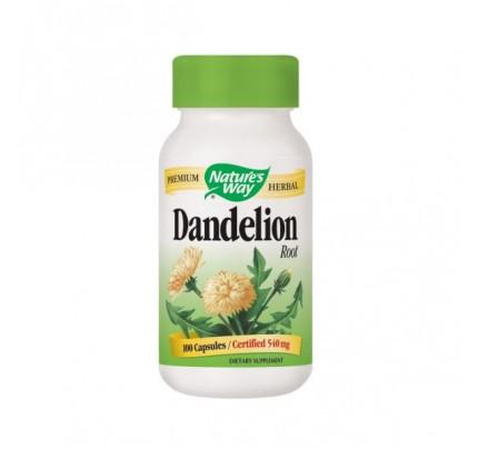 Dandelion Root 523mg 100 Capsules