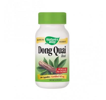 Dong Quai Root 565mg 100 Capsules