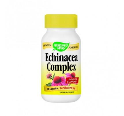 Echinacea Root Complex 450mg 100 Capsules