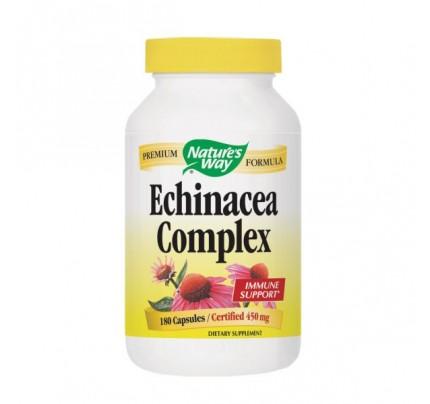 Echinacea Root Complex 450mg 180 Capsules