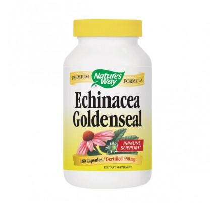 Echinacea Goldenseal 450mg 180 Capsules
