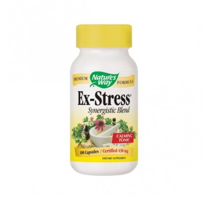 Ex-Stress Synergistic Blend 445mg 100 Capsules