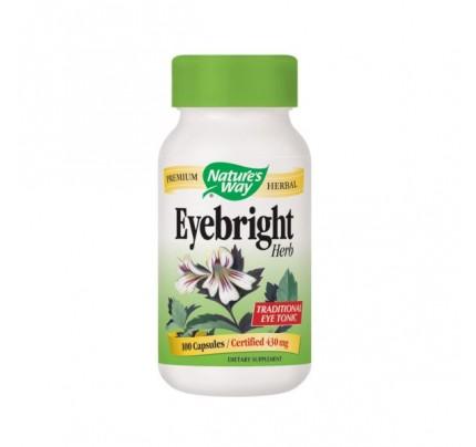 Eyebright Herb 430mg 100 Capsules