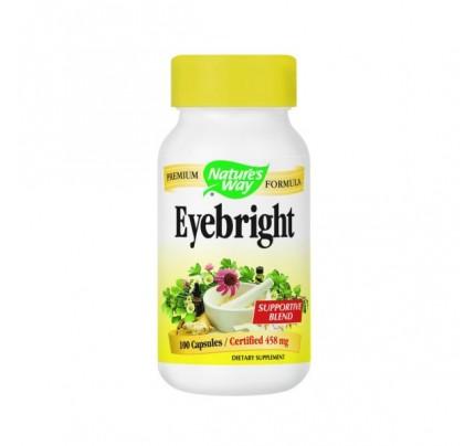 Eyebright Herbal Blend 458mg 100 Capsules