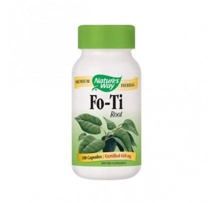 Fo-Ti Root 610mg 100 Capsules