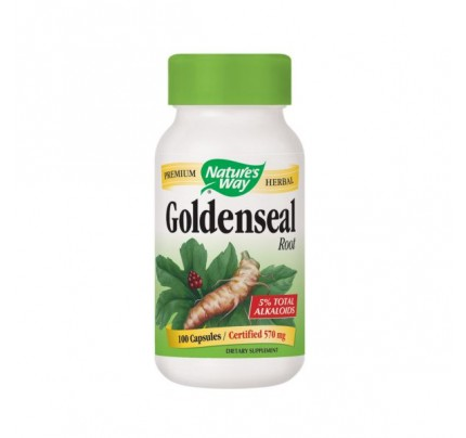 Goldenseal Root 285mg 100 Capsules