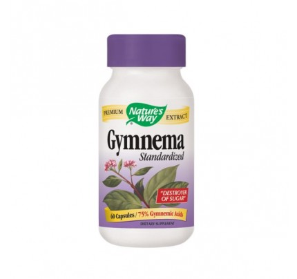 Gymnema Standardized Extract 310mg 60 Capsules