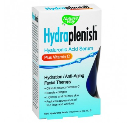Hydraplenish Vitamin C Serum 1oz.