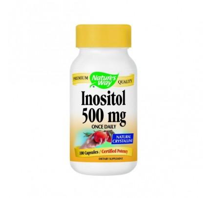 Inositol 500mg 100 Capsules