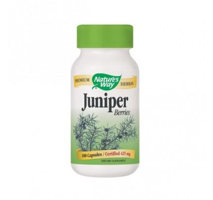 Juniper Berries 425mg 100 Capsules
