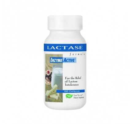 Lactase Enzyme Formula 10,350 FCC 230mg 100 Capsules