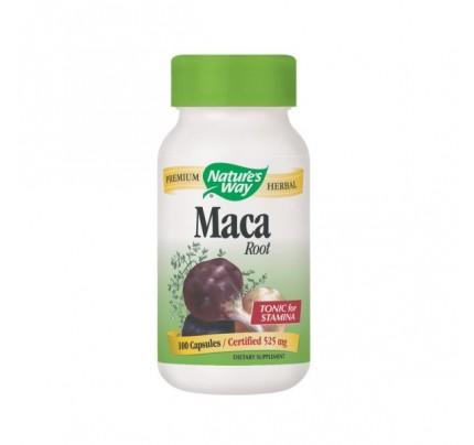Maca Root 525mg 100 Capsules