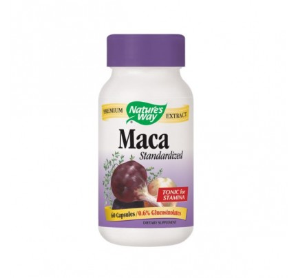 Maca Root Standardized Extract 450mg 60 Capsules