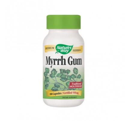 Myrrh Gum 550mg 100 Capsules