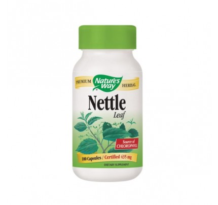 Nettle Leaf 435mg 100 Capsules