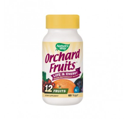 Orchard Fruits 450mg 60 Capsules