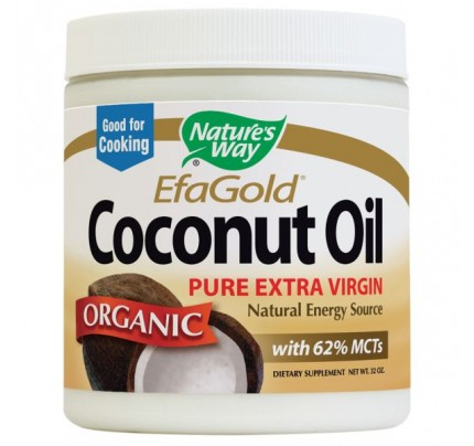 EfaGold Organic Extra Virgin Coconut Oil 32 fl. oz.