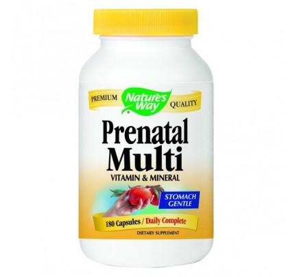Prenatal Multivitamin Multimineral Formula 180 Capsules