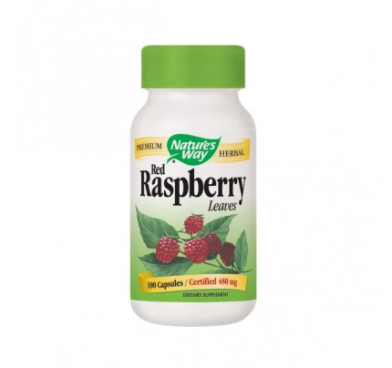 Red Raspberry 400mg 100 Capsules