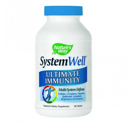 SystemWell Ultimate Immunity 180 Tablets