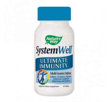 SystemWell Ultimate Immunity 45 Tablets