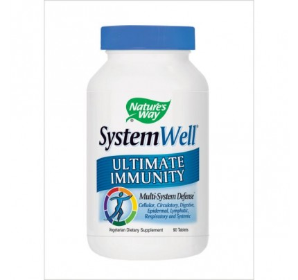 SystemWell Ultimate Immunity 90 Tablets