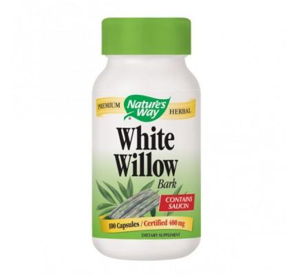 White Willow Bark 400mg 100 Capsules